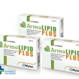 Armolipid formato ahorro