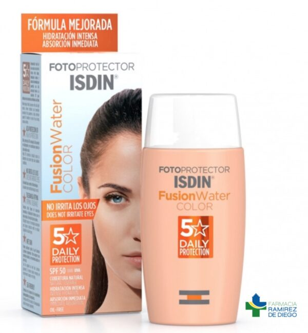 Isdin Fusion Water Color