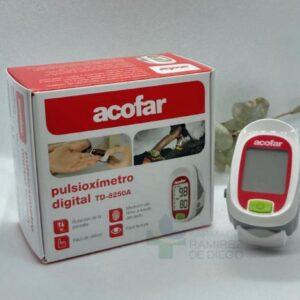 Pulsi oximetro farmacia